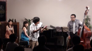 NJBP+(8/8)公演の様子